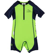 Aqua Lung Wetsuit - Stingray - UV - Neon Green/Navy