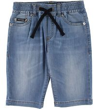 Dolce & Gabbana Shorts - Summer Smile - Blue Denim