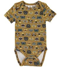 Smallstuff Bodysuit s/s - Animal