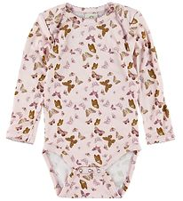 Smallstuff Bodysuit l/s - Butterflies