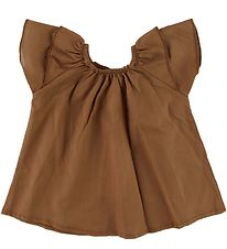Gro Dress - Louise - Tobacco