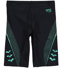 Arena Swim Shorts - Chameleon JR - Black