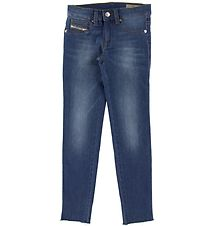 Diesel Jeans - Dhary - Blue Denim