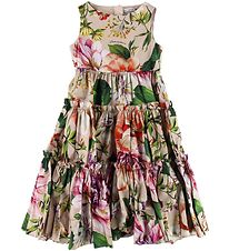 Dolce & Gabbana Dress - Blooming - Dusty Rose w. Flowers