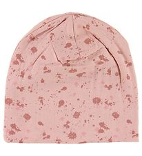 Petit by Sofie Schnoor Hat - Daniella - Light Rose w. Painting