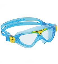 Aqua Lung Swim Goggles - Vista Jr - Blue