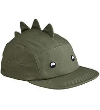 Liewood Cap - Rory - Faune Green Dino