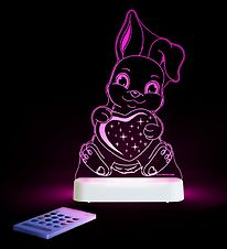 Aloka Night Lamp - Sleepy Lights - 22x13 - Bunny Rabbit