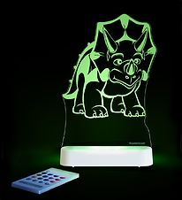Aloka Night Lamp - Sleepy Lights - 22x14 - Dinosaur
