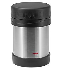 Reer Insulated Food Container - 350 ml - Stainless Steel