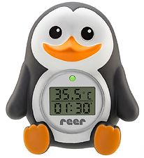 Reer Digital Bath Thermometer - 2-i-1 - Penguin