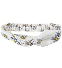 Creamie Headband - Cloud w. Daisy