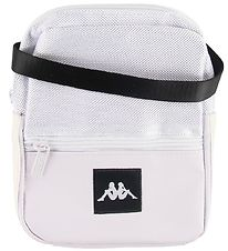 Kappa Shoulder Bag - Banda Bayes - White w. Logo