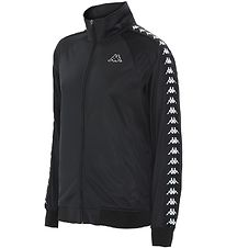 Kappa Track Jacket - Anniston - Black
