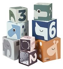 Done By Deer Stacking Boxes - Deer Friends - 1-8 w. Animals