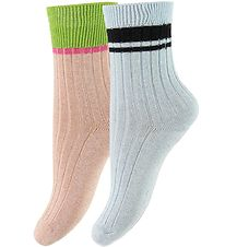 Molo Socks - 2-pack - Nomi - Sea Angel