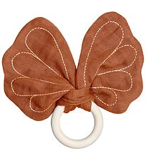 Fabelab Teether - Butterfly - Cinnamon