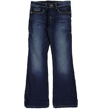 Diesel Jeans - Lowleeh - Dark Blue Denim
