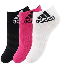 adidas Performance Socks - 3-pack - Black/White/Pink