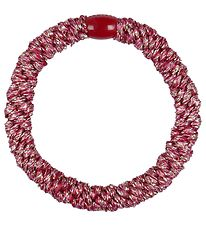 Kknekki Hair Tie - Bordeaux Glitter