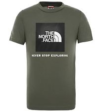 The North Face T-shirt - Box - Thyme