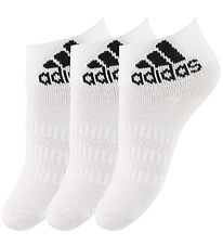 adidas Performance Socks - Cushioned - 3-pack - White