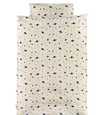 Filibabba Duvet Cover - Junior - Space Nature White