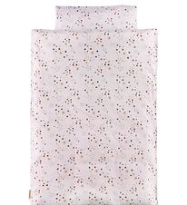 Filibabba Duvet Cover - Junior - Stars Light Lavender