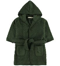 Filibabba Bathrope - Zigzag - Dark Green
