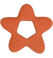 Filibabba Teether - Star - Rust