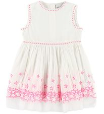 Stella McCartney Kids Dress - White w. Stars