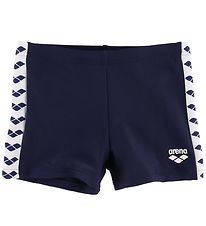 Arena Swim Pants - Team Fit - Navy w. White