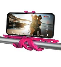 Celly Flexible Holder - Squiddy - Pink