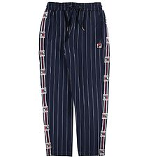 Fila Trousers - Haben - Navy Stripes