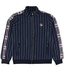 Fila Track Jacket - Haben - Navy Stripes