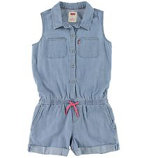 Levis Summer Romper - Light Denim
