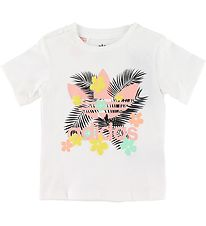 adidas Originals T-shirt - White w. Logo