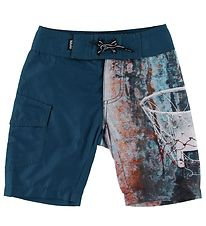 Molo Swim Trunks - UV50+ - Nalvaro - Basket