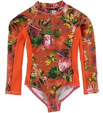Molo Swimsuit - Necky - UV50+ - Australian Flowers