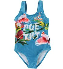 Molo Swimsuit - UV50+ - Nika - Flowers