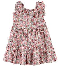 Bonton Dress - Imp Rose