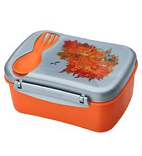 Carl Oscar Lunch Box w. Cooling Element - Fire