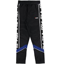 Fila Trackpants - Ted - Black