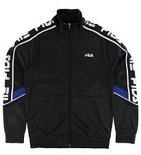 Fila Cardigan - Ted - Black