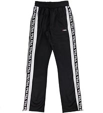 Fila Trackpants - Tao - Black