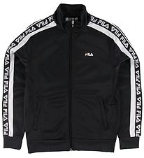 Fila Track Jacket - Tao - Black