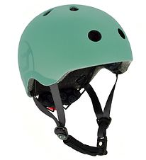 Scoot and Ride Helmet - Forest