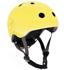Scoot and Ride Helmet - Lemon
