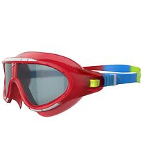 Speedo Swim Goggles - Biofuse Rift Mask - Red
