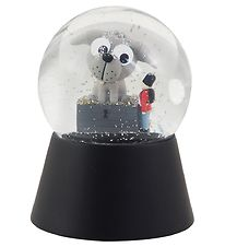 Kids by Friis Snow Globe w. Lights - D:11 cm - Tinderbox